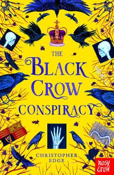 The Black Crow Conspiracy, Christopher Edge