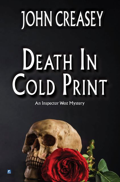 Death in Cold Print, John Creasey