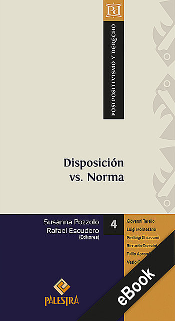 Disposición vs. Norma, Susanna Pozzolo
