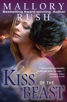 Kiss of the Beast (A Classic Paranormal Romance), Mallory Rush