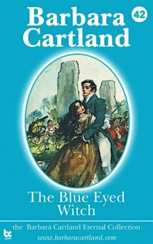 The Blue Eyed Witch, Barbara Cartland