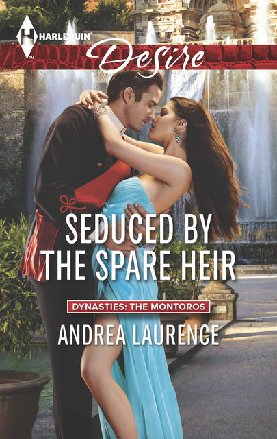 Seduced by the Spare Heir, Andrea Laurence