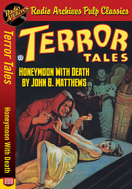 Terror Tales – Honeymoon With Death, Robert Newman