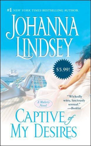 Captive of My Desires, Johanna Lindsey