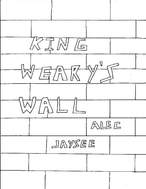 King Weary's Wall, Alec Jaysee