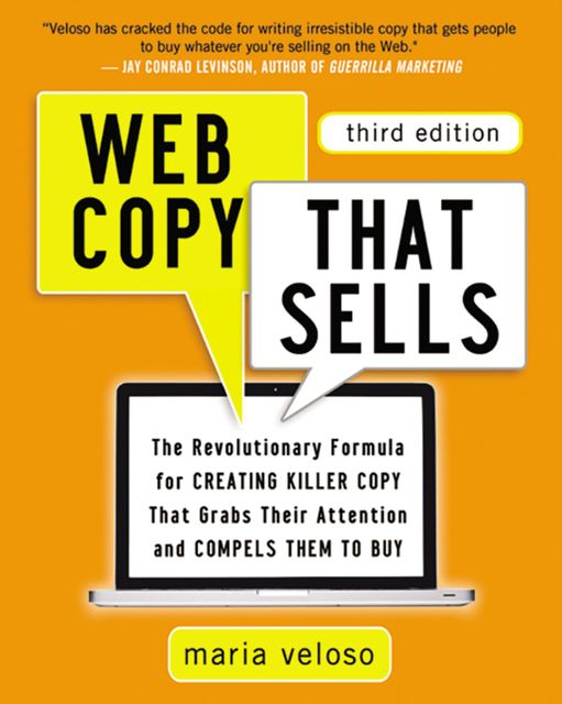 Web Copy That Sells, Maria Veloso