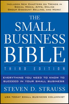 The Small Business Bible, Steven D.Strauss