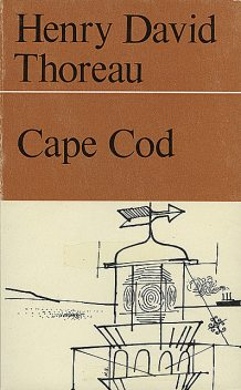 Cape Cod, Henry David Thoreau