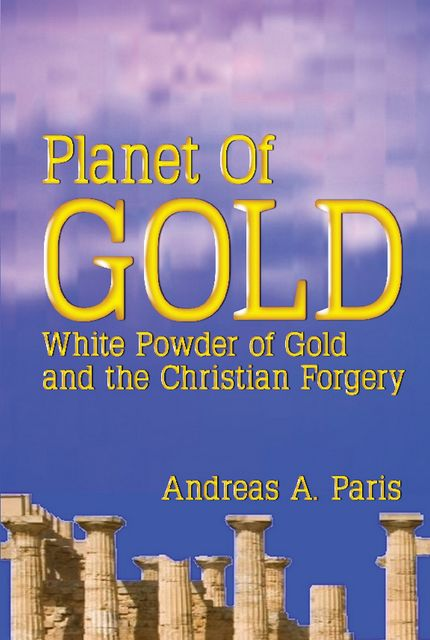 Planet Of Gold, Andreas Paris