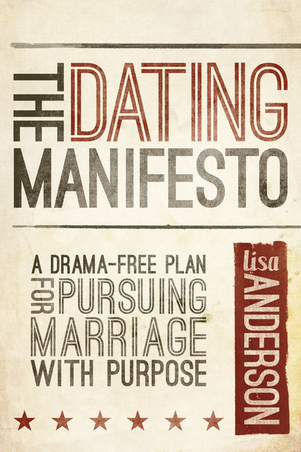 The Dating Manifesto, Lisa Anderson
