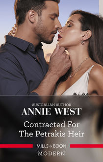 Contracted For The Petrakis Heir, Annie West