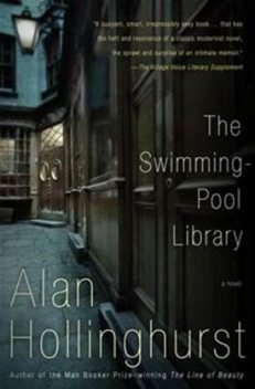 The Swimming-Pool Library, Alan Hollinghurst