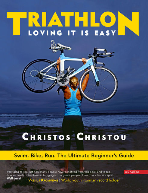 Triathlon, Loving it is easy, Christos Christou