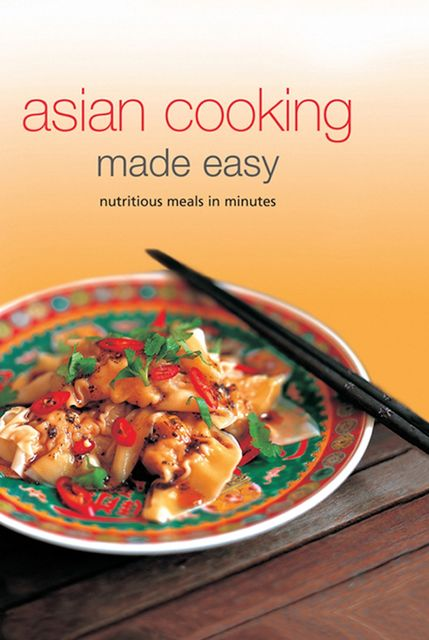 Asian Cooking Made Easy, Periplus Editions