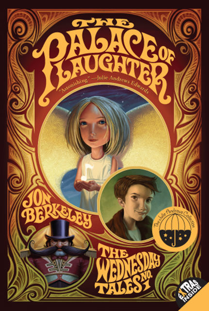 The Palace of Laughter, Jon Berkeley
