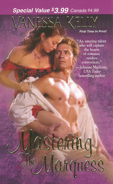 Mastering the Marquess, Vanessa Kelly
