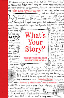 What's Your Story, Brandon Doman