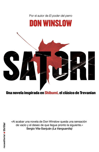 Satori, Don Winslow