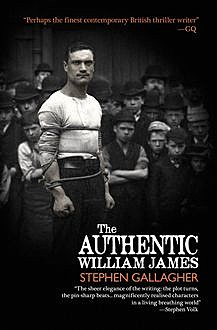 The Authentic William James, Stephen Gallagher