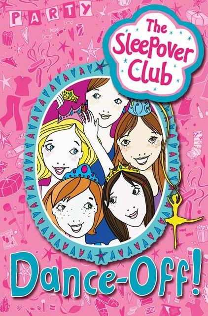 Sleepover Girls Go Dancing (The Sleepover Club, Book 45), Harriet Castor