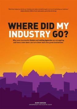 Where did my industry go, Mark Burgess