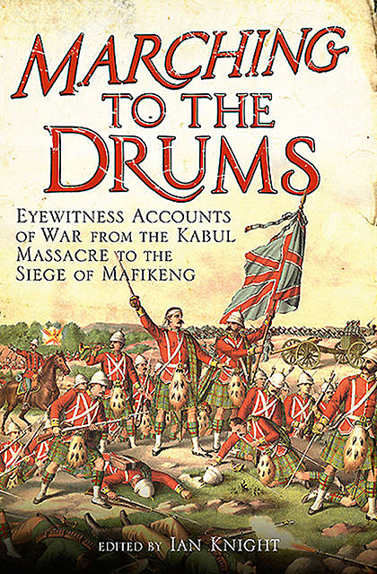 Marching to the Drums, Ian Kinght