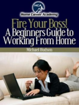 Beginners Guide to Working From Home, Michael Hudson