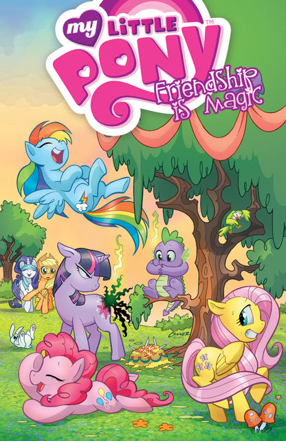 My Little Pony: Friendship is Magic Vol. 1, Katie Cook