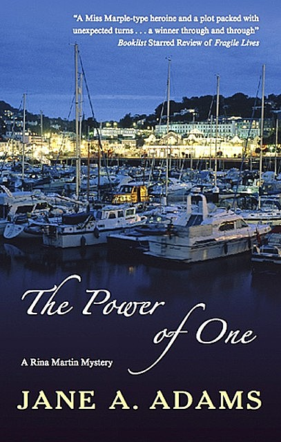 Power of One, Jane Adams