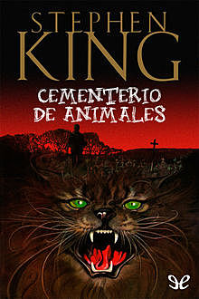 Cementerio de animales, Stephen King