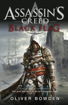 Black flag, Oliver Bowden