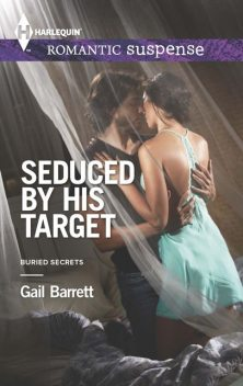 Seduced by His Target, Gail Barrett