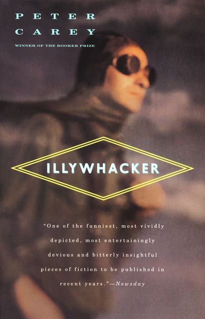 Illywhacker, Peter Carey