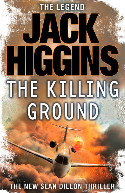 The Killing Ground, Jack Higgins