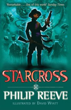 Starcross, Philip Reeve