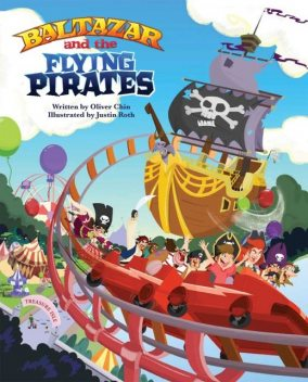 Baltazar and the Flying Pirates, Oliver Chin