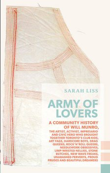 Army of Lovers, Sarah Liss