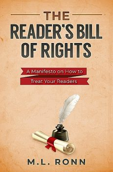 The Reader's Bill of Rights, M.L. Ronn
