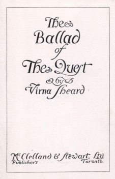 The Ballad of the Quest, Virna Sheard