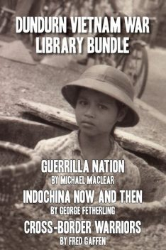 Dundurn Vietnam War Library Bundle, George Fetherling, Fred Gaffen, Michael Maclear