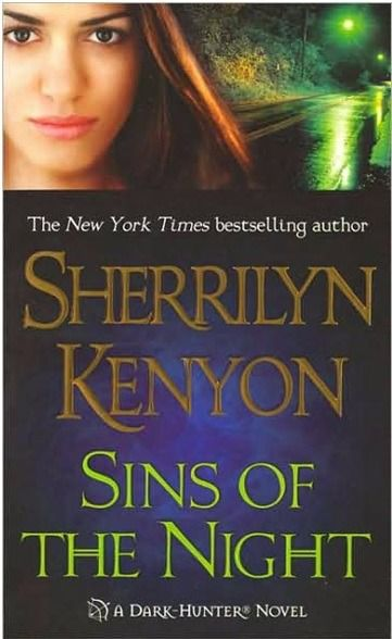 Sins of the Night (Dark Hunter 6), Sherrilyn Kenyon