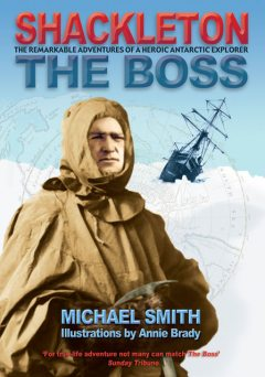 Shackleton: The Boss, Smith Michael