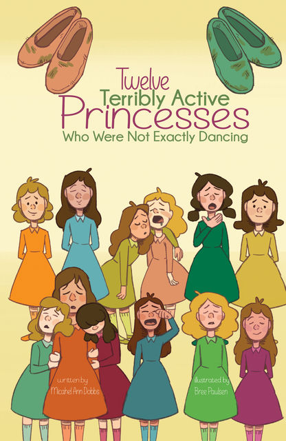 Twelve Terribly Active Princesses who were not Exactly Dancing, Michael Dobbs