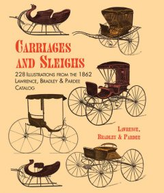 Carriages and Sleighs, Lawrence Bradley Pardee