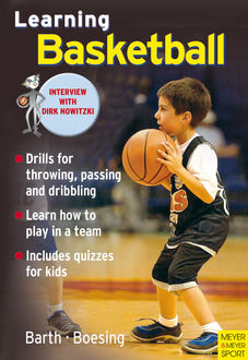 Learning Basketball, Katrin Barth, Lothar Boesing