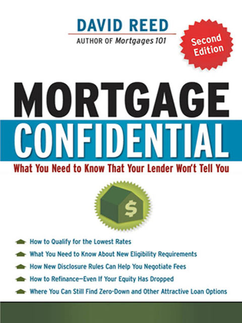 Mortgage Confidential, David Reed