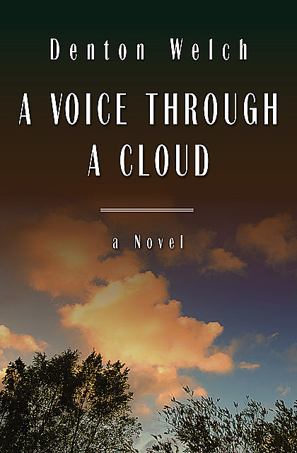 A Voice Through A Cloud, Denton Welch