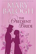 Obedient Bride, Mary Balogh