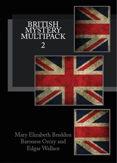 British Mystery Multipack Volume 2, Various Artists