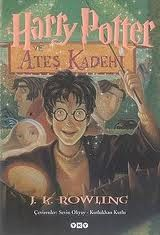 Harry Potter ve Ateş Kadehi, J. K. Rowling